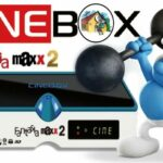 Receptor FTA Cinebox Fantasia Maxx 2